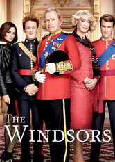 The Windsors Netflix AR (Argentina)