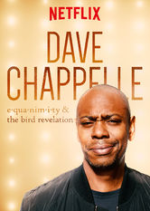 Dave Chappelle: Equanimity and The Bird Revelation Netflix BR (Brazil)