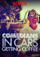 Comedians in Cars Getting Coffee Netflix BR (Brazil)