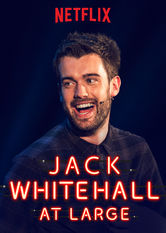 Jack Whitehall: At Large Netflix IN (India)