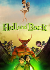 Hell and Back Netflix BR (Brazil)