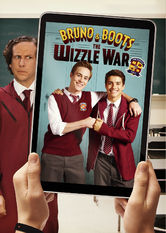 Bruno and Boots: The Wizzle War Netflix BR (Brazil)